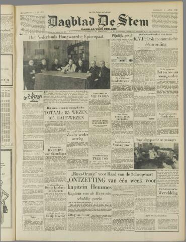de Stem 1953-04-29
