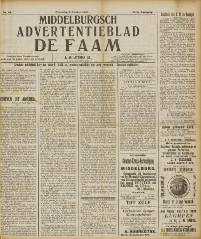 de Faam en de Faam/de Vlissinger 1907-10-02