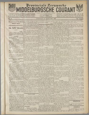 Middelburgsche Courant 1930-01-31