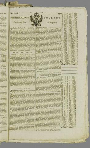 Middelburgsche Courant 1810-08-15