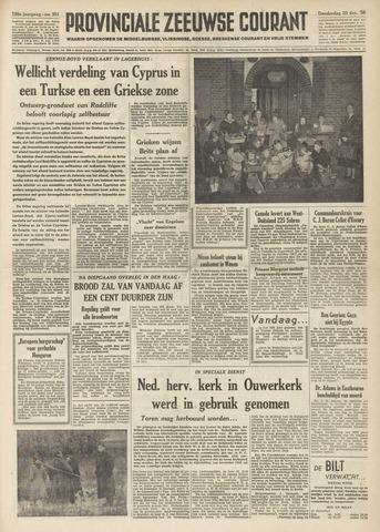 Provinciale Zeeuwse Courant 1956-12-20