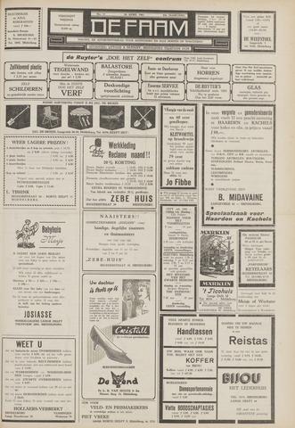 de Faam en de Faam/de Vlissinger 1961-04-28
