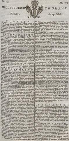 Middelburgsche Courant 1778-10-29