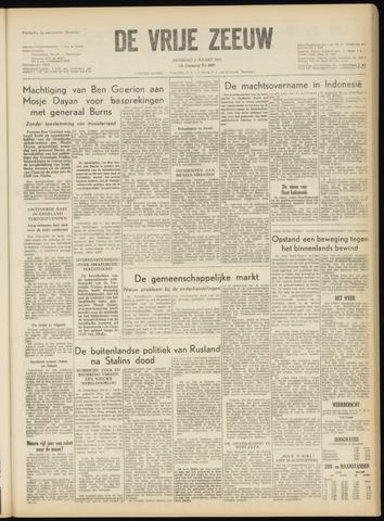 de Vrije Zeeuw 1957-03-05