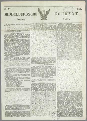 Middelburgsche Courant 1862-07-01