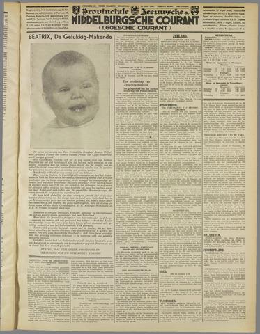 Middelburgsche Courant 1939-01-30