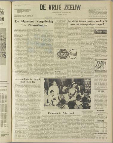 de Vrije Zeeuw 1961-11-16