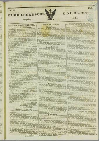 Middelburgsche Courant 1846-05-05