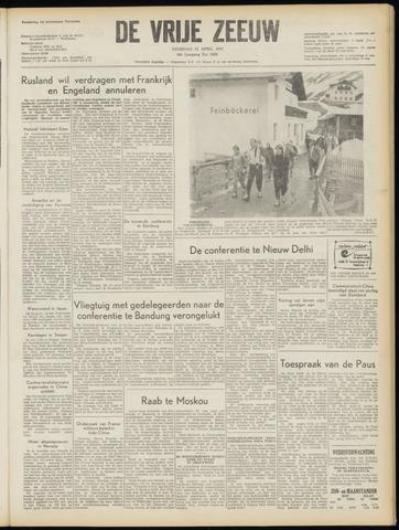 de Vrije Zeeuw 1955-04-12
