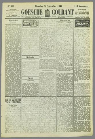 Goessche Courant 1929-09-02