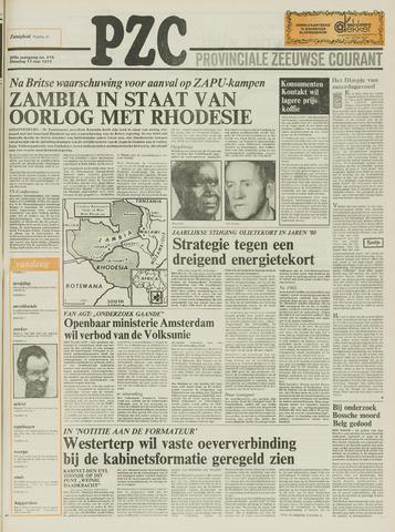 Provinciale Zeeuwse Courant 1977-05-17