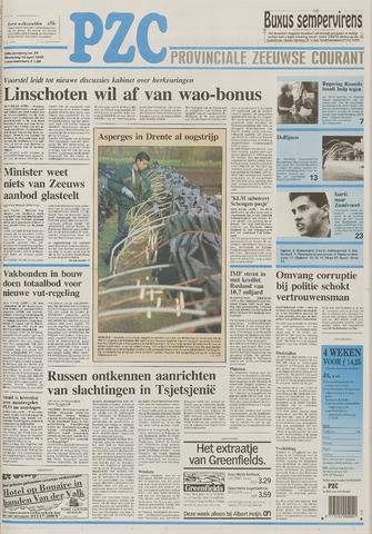 Provinciale Zeeuwse Courant 1995-04-12
