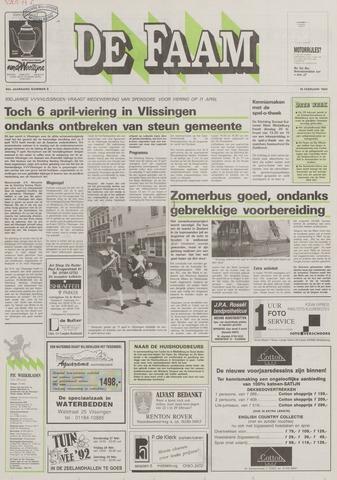 de Faam en de Faam/de Vlissinger 1992-02-19