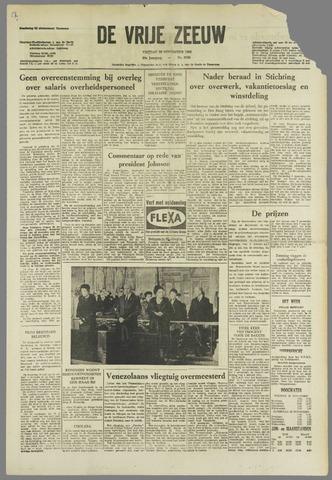 de Vrije Zeeuw 1963-11-29