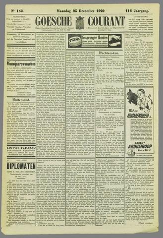 Goessche Courant 1929-12-25