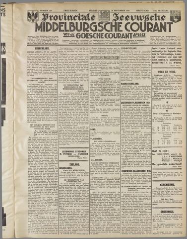 Middelburgsche Courant 1934-09-28
