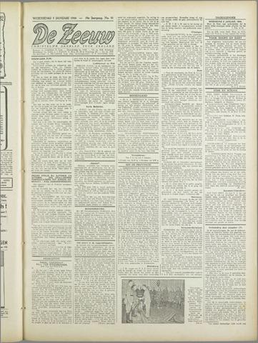 De Zeeuw. Christelijk-historisch nieuwsblad voor Zeeland 1944-01-05