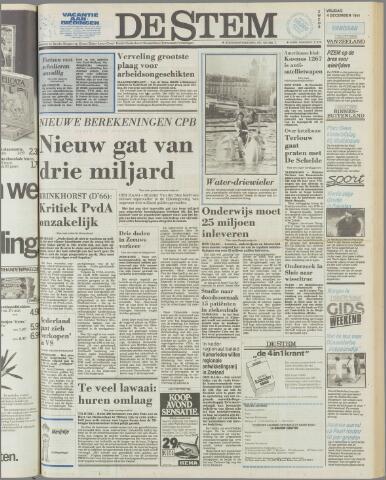 de Stem 1981-12-04