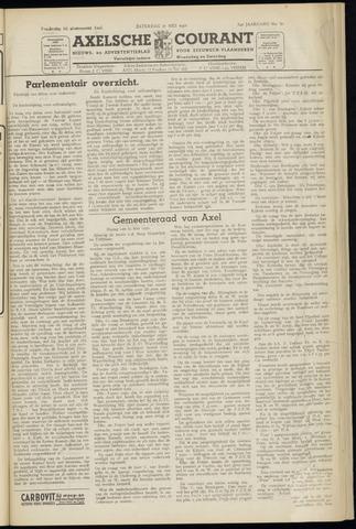 Axelsche Courant 1950-05-27