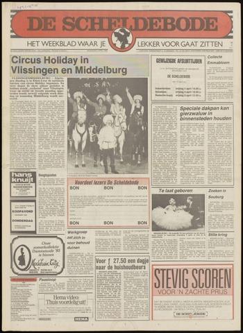 Scheldebode 1985-03-28