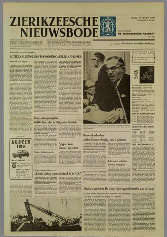 Zierikzeesche Nieuwsbode 1970-10-16