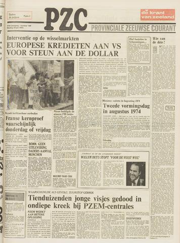 Provinciale Zeeuwse Courant 1973-07-10