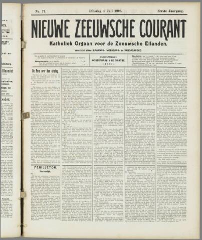 Nieuwe Zeeuwsche Courant 1905-07-04