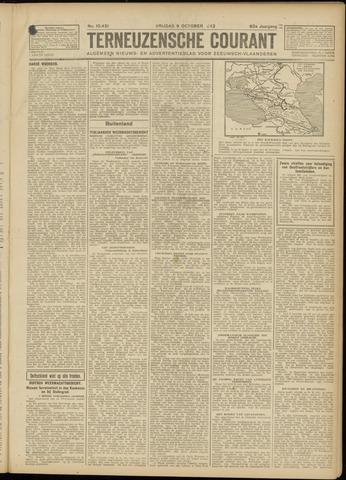 Ter Neuzensche Courant. Algemeen Nieuws- en Advertentieblad voor Zeeuwsch-Vlaanderen / Neuzensche Courant ... (idem) / (Algemeen) nieuws en advertentieblad voor Zeeuwsch-Vlaanderen 1942-10-09