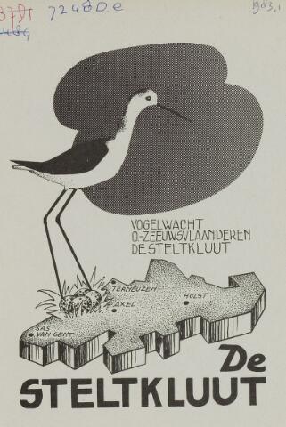 de Steltkluut 1983