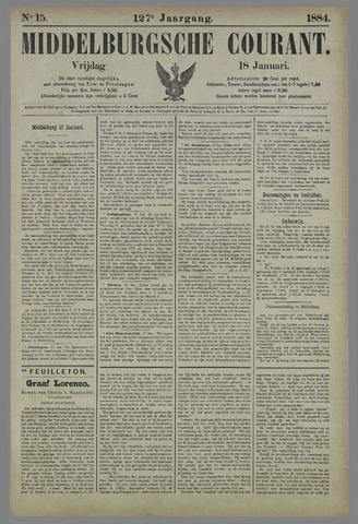 Middelburgsche Courant 1884-01-18