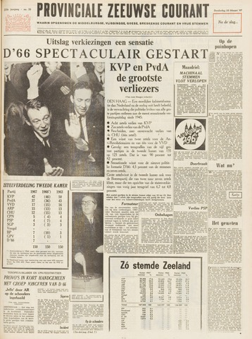 Provinciale Zeeuwse Courant 1967-02-16