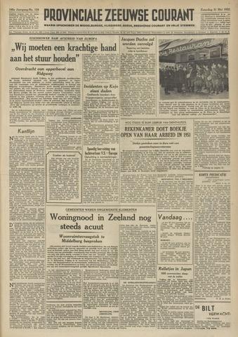 Provinciale Zeeuwse Courant 1952-05-31