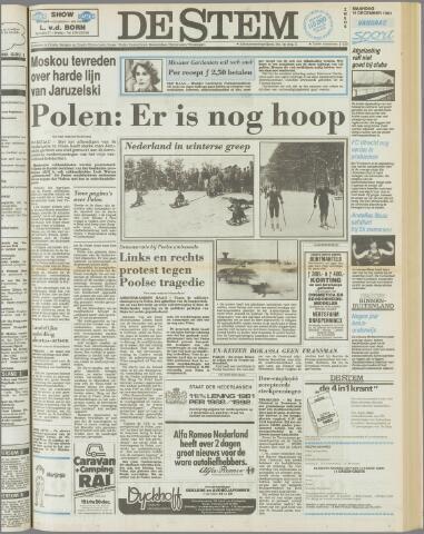 de Stem 1981-12-14
