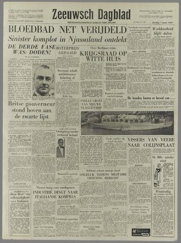 Zeeuwsch Dagblad 1959-03-07
