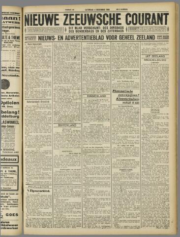 Nieuwe Zeeuwsche Courant 1926-12-04