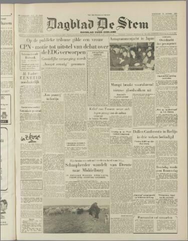 de Stem 1954-01-20