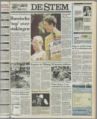 de Stem 1989-07-24