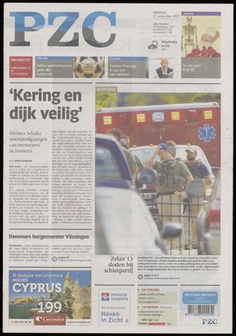 Provinciale Zeeuwse Courant 2013-09-17