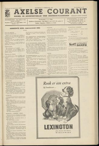Axelsche Courant 1962-02-17