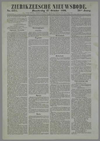 Zierikzeesche Nieuwsbode 1881-10-27
