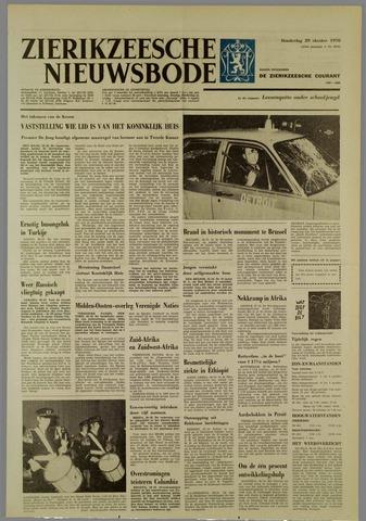 Zierikzeesche Nieuwsbode 1970-10-29