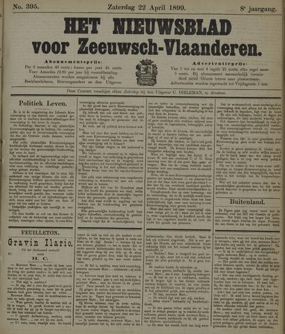 Nieuwsblad voor Zeeuwsch-Vlaanderen 1899-04-22
