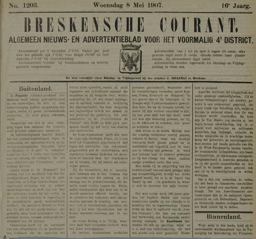 Breskensche Courant 1907-05-08