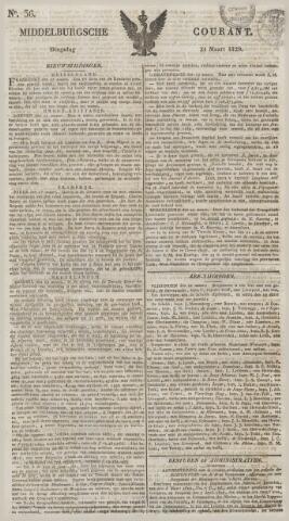 Middelburgsche Courant 1829-03-24