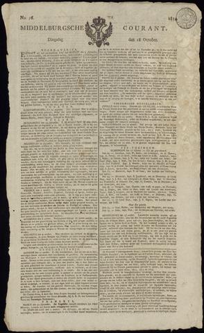 Middelburgsche Courant 1814-10-18
