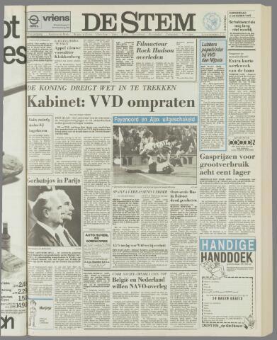 de Stem 1985-10-03