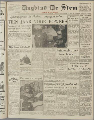de Stem 1960-08-20