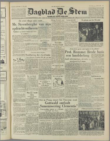 de Stem 1951-02-26