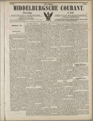 Middelburgsche Courant 1903-07-04