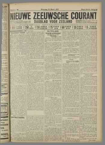 Nieuwe Zeeuwsche Courant 1923-03-19